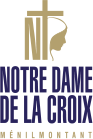 Logo Notre dame de la croix